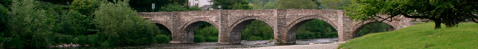 Carrog Bridge